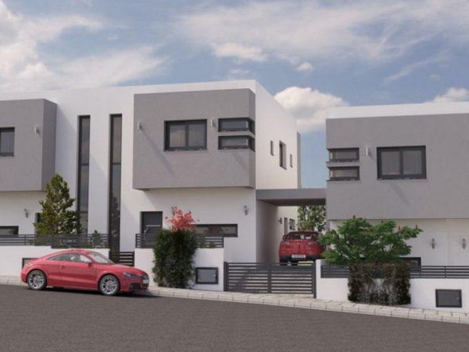 New 3 Bedroom House Agios Athanasios