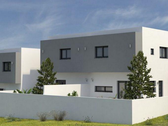 New 3 Bedroom Semi Detached Agios Athanasios