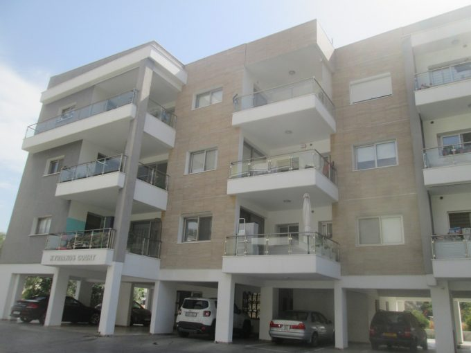 Modern 2 Bedroom Apartment in Germasoyia