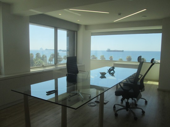 Luxury Office for Rent 330 sqm with Unobstructed Sea View