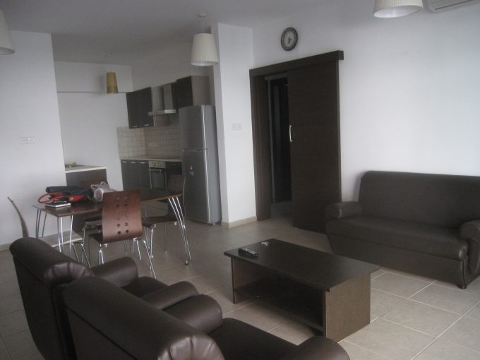 2 bedroom flat in katholiki