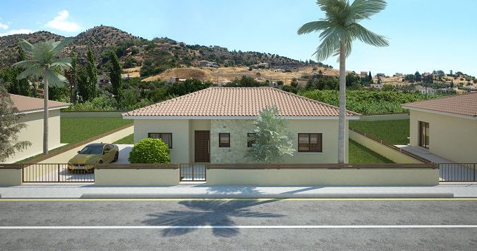 New 3 Bedroom Bungalow in Akrounda