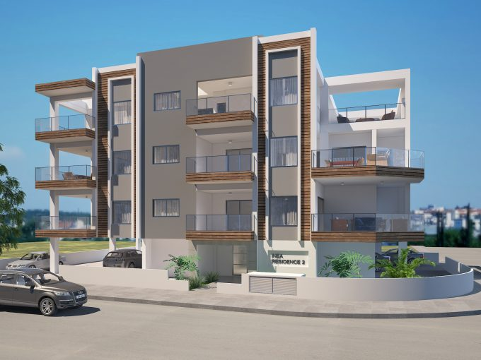 Excellent Location One Bedroom Nearing Completion Mesa Gitonia