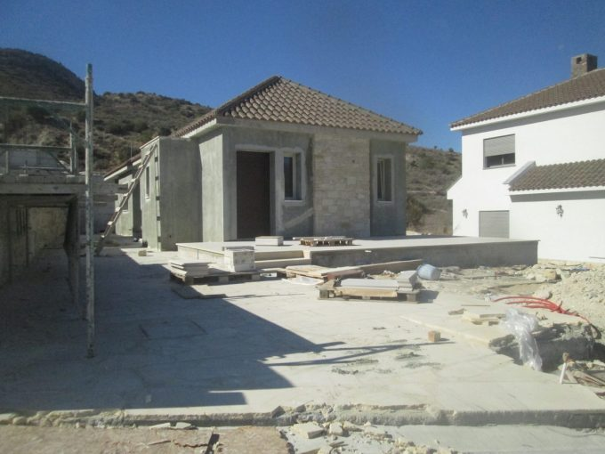 New 3 Bedroom Bungalow with Provision for Pool