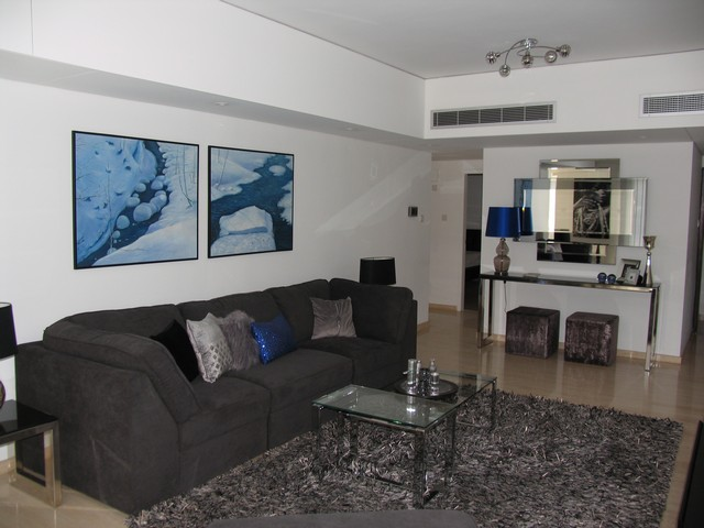 First Line 2 Bedroom Apartment Fully Renovated with Quality materials on Beach