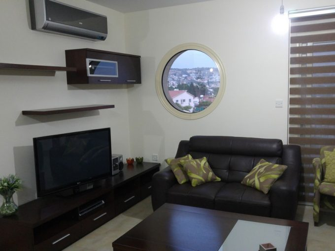 3 Bedroom Apartment in Agia Phyla