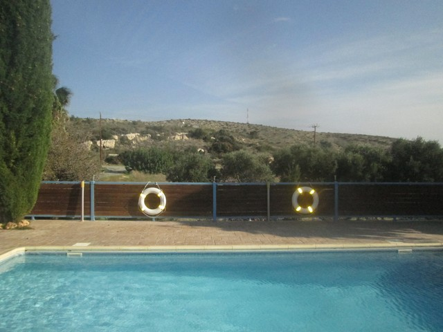4 Bedroom Bungalow with Pool on Large Land
