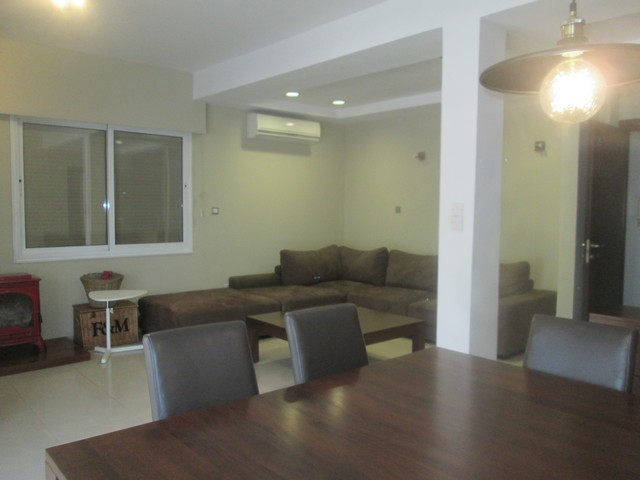 3 Bedroom Spacious Ground Floor Apartment Furnished