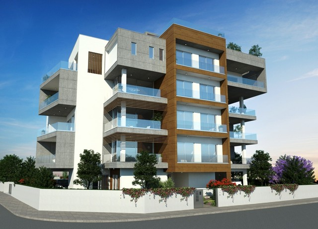 Investment Package Consisting of 5 High Quality Apartments