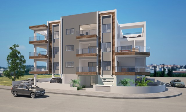 3 Bedroom Apartment in Mesa Gitonia