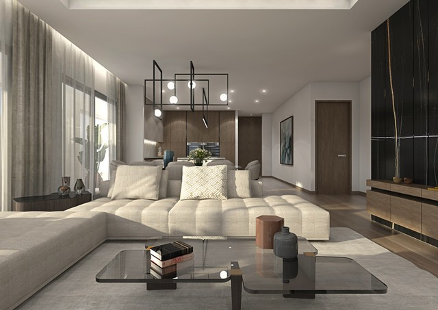 Living room 3 (Residence 23) (Whitespace Conflict)