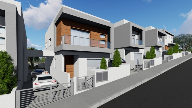 4 Bedroom Detached House in Agia Phyla