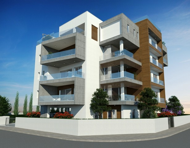 2 Bedroom Luxury Agios Athanasasios