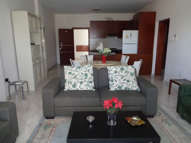 2 Bedroom Apartment Furnished in Katholiki