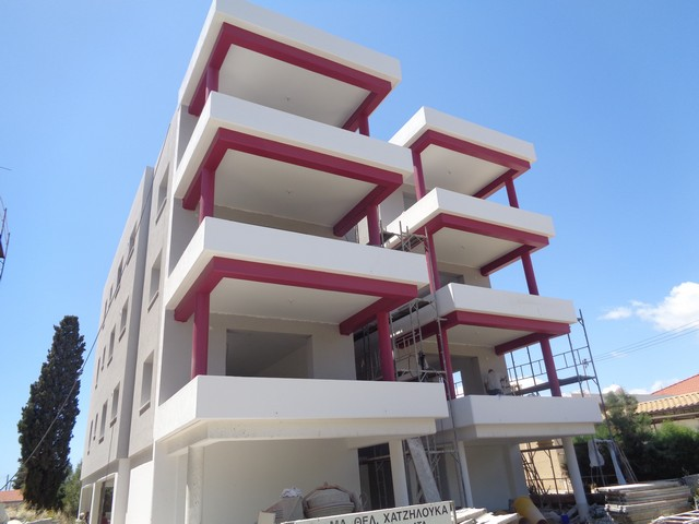 3 Bedroom Apartment with Sea View Nearing Completion