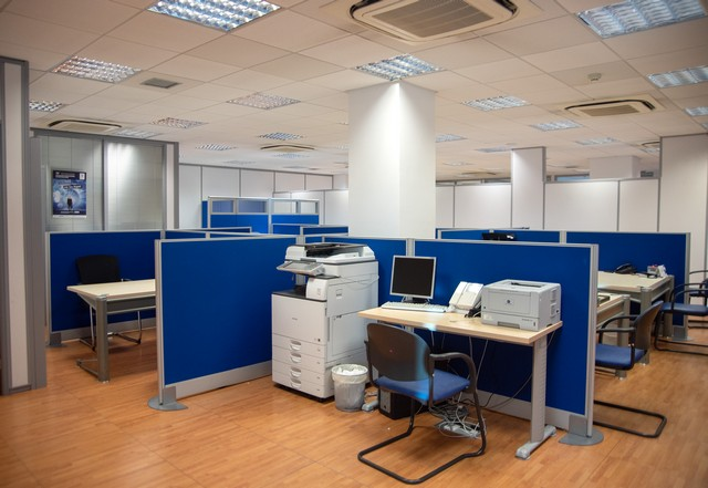 Modern Whole Floor Office 809 sqm – Prime Location