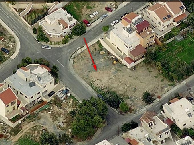 Plot Agia Fylaxis – Kalithea area