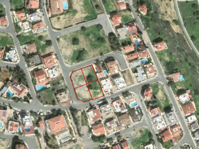 4 Plots in Agios Athanasios