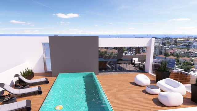 Whole Floor Penthouse 3 + 1 with huge verandas & Swmimming Pool- Nearing Completion