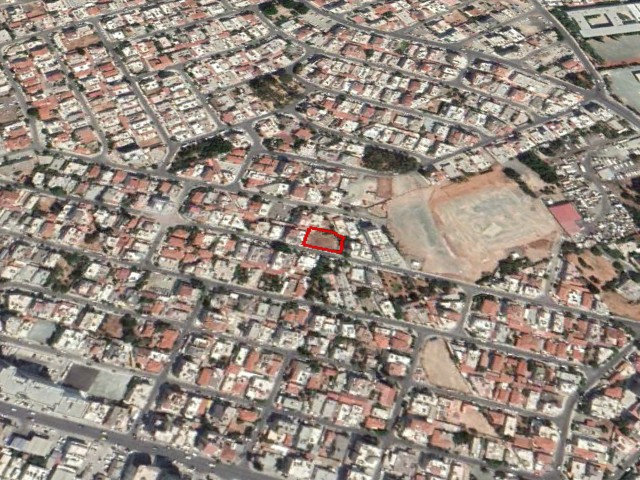 Residential Plot in Apostolos Andreas area