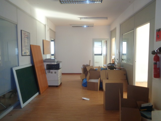 Office 111m2 in Commercial Building with Huge Verandas