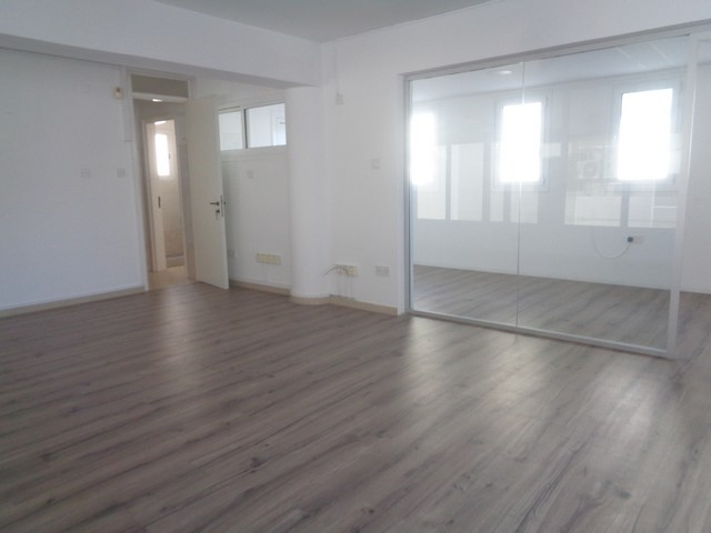 Ground floor 210m2 Office and Upper in Limassol's center
