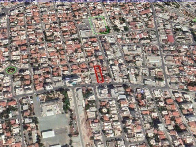 Commercial Plot in Agios Ioannis area