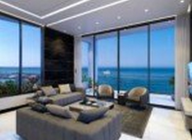 Beach Front Apartment 4 Bedroom with Separate Staff Room