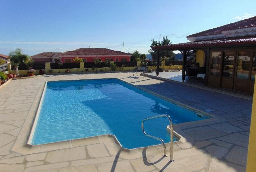Bungalow- pool