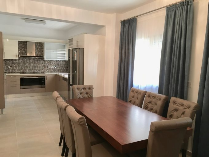 Brand New Four Bedroom Apartment 225 sqm Furnished in Complex