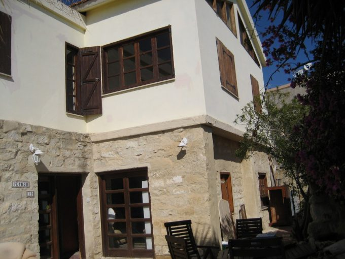 3 Bedroom House Ag Athanasios on land of 1796sqm