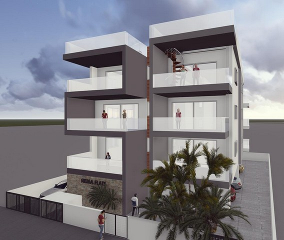Small Building of 6 apartments in excellent location