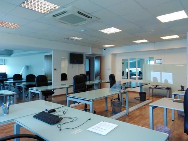 250mtrs office Prime commercial Road in LImassol