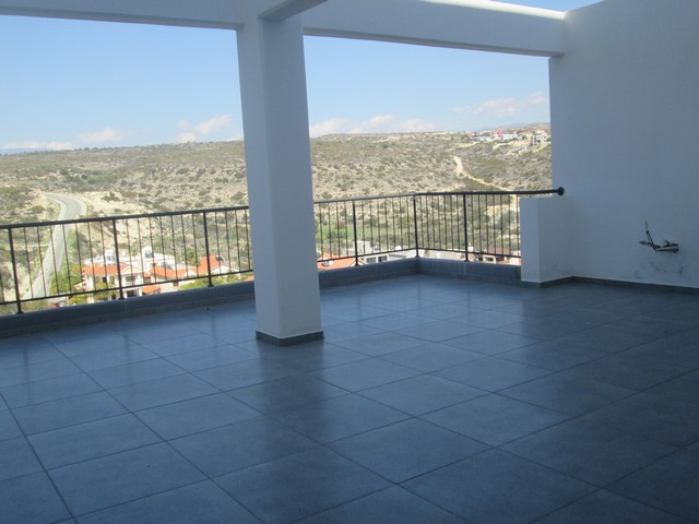 4 Bedroom Apartment in Elevated Location on Hill in Agia Phyla
