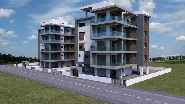 Investment Package of 7 Apartment in Most Upcoming Area of Limassol