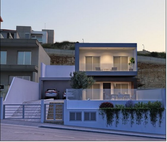 Detached Three Bedroom House in Panthea