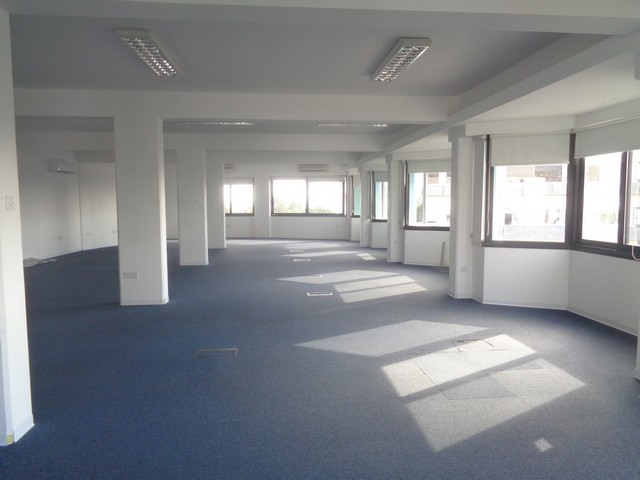 Office 380mtrs Limassol Town Center with Raised Floors