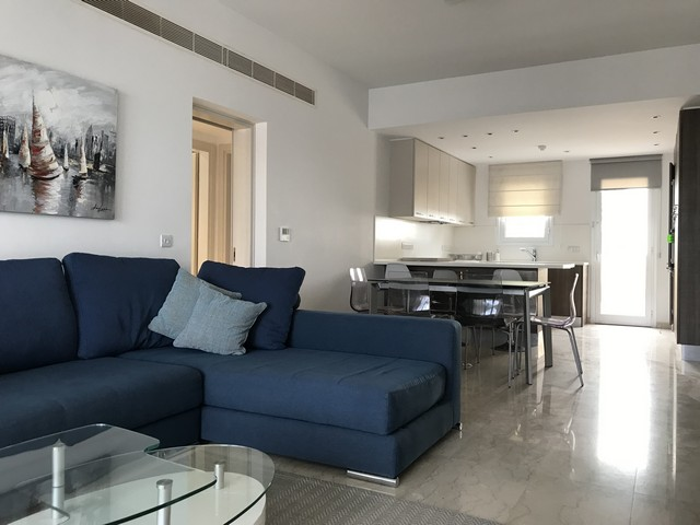 Two Bedroom Apartment in Limassol's Marina