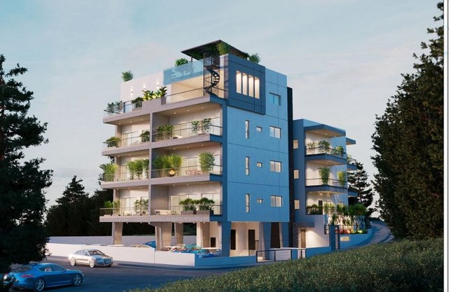 New 2 Bedroom Apartment Agia Phyla