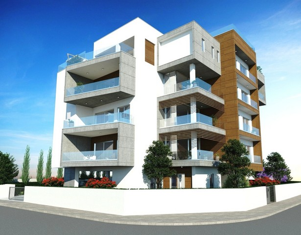 2 Bedroom Apartment Agios Athanasios