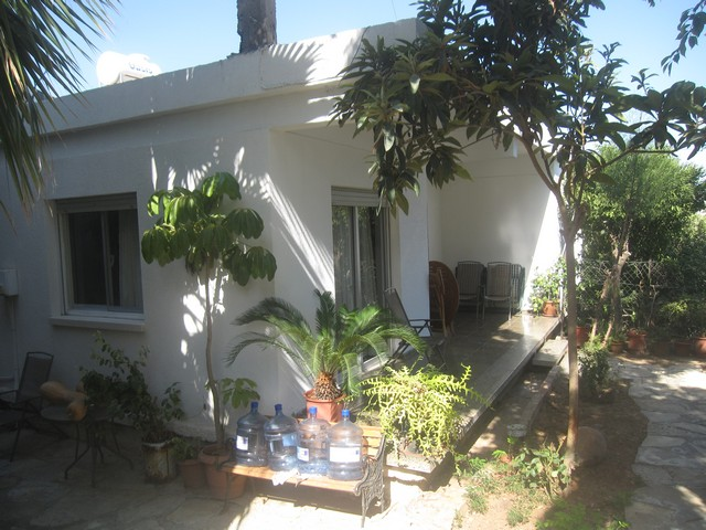 Detached Traditional 3 Bed House Germasoyia