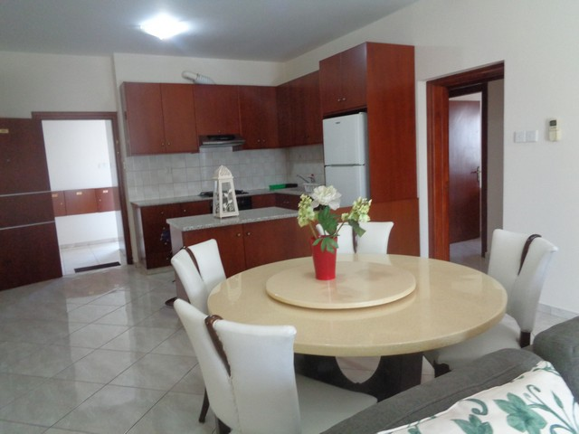 Spacious 2 Bedroom Apartment Furnished
