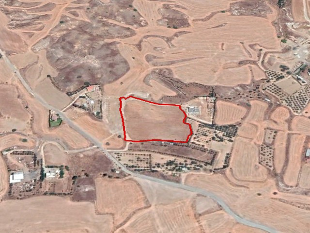 For Sale Agricultural Land in Pano Deftera Lefkosia