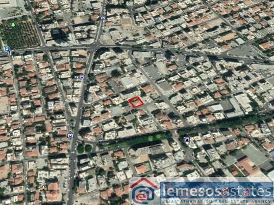 Plot for sale in Agia Zoni