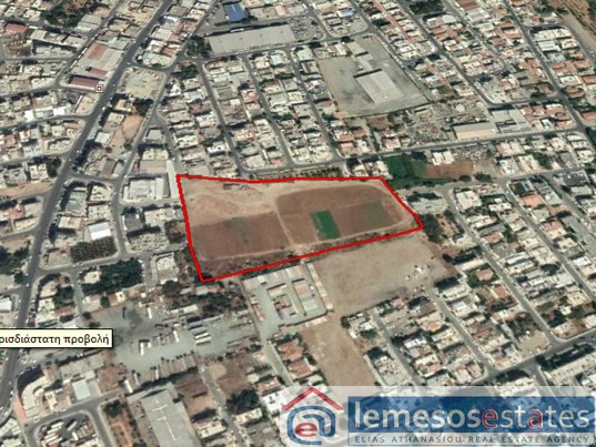 Land for sale in Omonoia