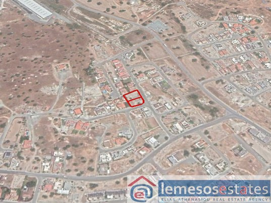 Plot for sale in Anthoupoli