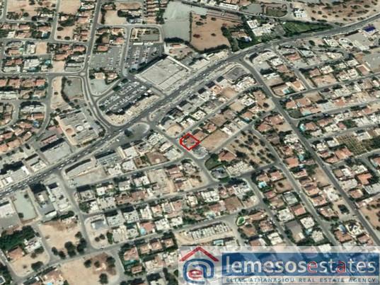 Plot for sale in Potamos Germasogeias