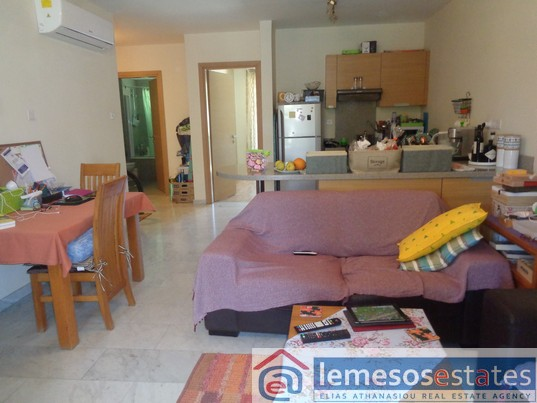 Apartment for sale in Agios Tychon