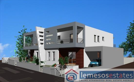 Semi Detached house for sale in Ekali