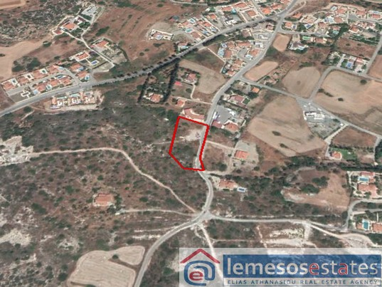 Land for sale in Pyrgos Lemesou